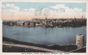 Canada Kingston Royal Military Harbour and College 1921