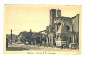 Chiesa Di S. Francesco, Bologna (Emilia Romagna), Italy, 1900-1910s