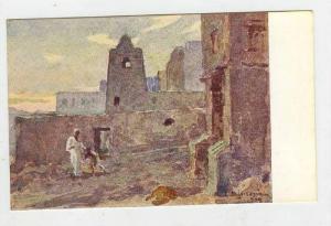 Nella Somalia Italiana, 1910-20s , Marabutti sulle coste presso Scingani