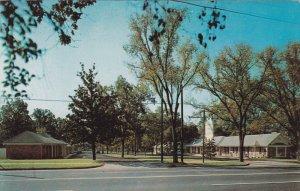 South Carolina Camden Hampton Park Motel