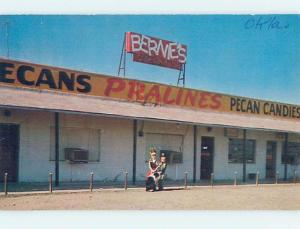 Pre-1980 RETAIL STORE SCENE Adair - Near Pryor & Tulsa Oklahoma OK hp1235