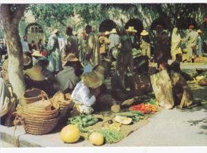 Street Market, ILE DE DJERBA, Tunisia, Africa, 50-70´s