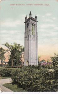 Connecticut Hartford Keney Memorial Tower 1909