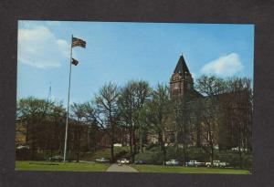 GA Georgia Institute of Technology School College University Atlanta Postcard