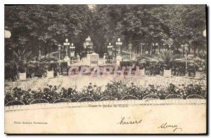Old Postcard Vichy Garden Casino