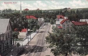 Street , KENTSVILLE , Nova Scotia , Canada , PU-1909