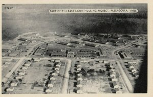 PASCAGOULA , Mississippi , 1930s ; East Lawn Housing Project