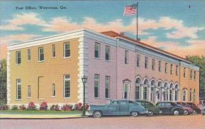 Georgia Waycross Post Office