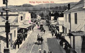 SEASIDE, OREGON BRIDGE STREET