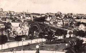 Portugal Porto Ponte D. Luis I bridge pont