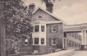 New Hampshire Hanover Winifrde S.Raven Home Mary Hitchcock Memorial Hospital ...