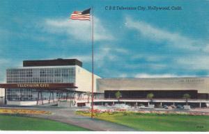 HOLLYWOOD , California, 30-40s ; C B S Television City