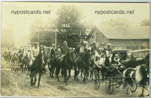 RPPC, Field Day 1922, Belleville NY