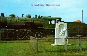 Mississippi Meridian Jimmie Rogers Memorial