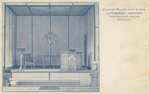 CAMP ZACHARY TAYLOR , Kentucky , 1900-10s ; Lutheran Center