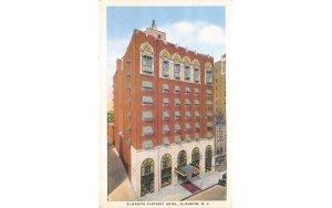 nj-elizabeth Carteret Hotel Unused