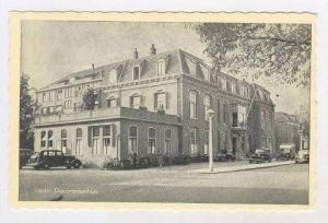 Leiden, Netherlands, 30-50s: Diaconessenhuis