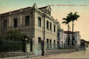 brazil, LORENA, Gymnasio Salesiano S. Joaquim (1910s) Casa Abillo