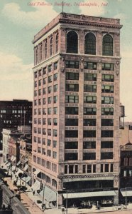 INDIANAPOLIS , Indiana , 1912 ; Odd Fellows Building