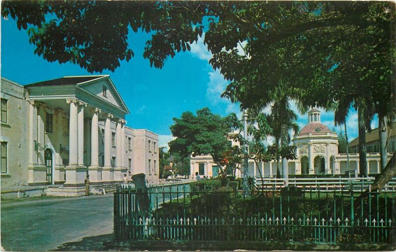 The King`s Square Spanish Town Jamaica