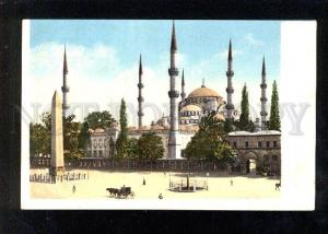 031268 COSTANTINOPLE Ahmed Mosque & Hippodrome Old