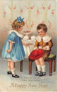 Holiday Postcards Unused
