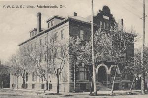 PETERBOROUGH , Ontario , 1907 ; Y.M.C.A. Building