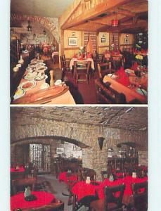 Unused Pre-1980 TOWN VIEW SCENE Quebec City QC p9157-12