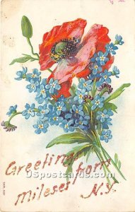 Greetings from - Mileses, New York