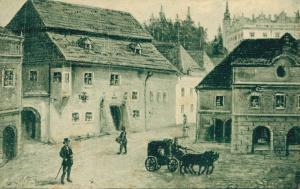Czech Republic - Litomyšl Stará Pošta 02.35