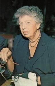 Famous People - Eleanor Roosevelt