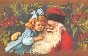 Reproduction Santa Claus Unused