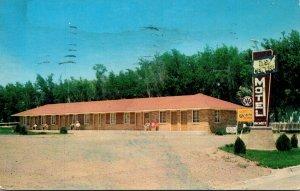 Kansas Smith Center U S Center Motel 1956
