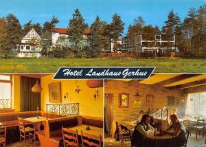 Landhaus Gerhus Hotel Restaurant, Gerdehaus uber Celle