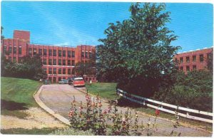 Michigan State Sanatorium, Howell, MI, Chrome