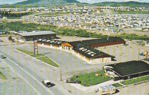 Nordic Motor Hotel , CHIBOUGAMAU, Quebec , Canada , PU-1975