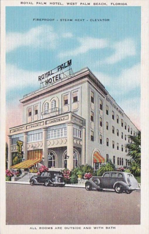 Florida West Palm Beach Royal Hotel