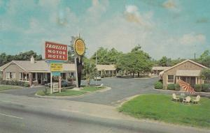 MYRTLE BEACH , South Carolina, 50-60s ; Travelers Motor Hotel
