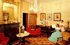 Pennsylvania Lancaster Wheatland Home Of President Buchanan The Drawing Room