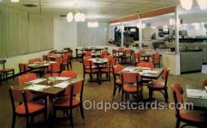 Carsons, Largo, FL USA Restaurant Old Vintage Antique Postcard Post Cards  Ca...