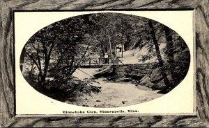 Minnesota Minneapolis Minnehaha Glen