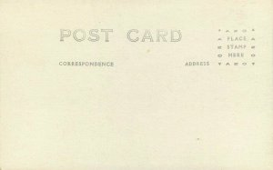 c1910 Sequoia NP California Auto Fallen Monarch RPPC Pillsbury Photo Postcard