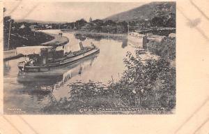 Ellenville, New York, USA D & H Canal Unused, Undivided back Era (1901 - 1907...