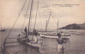 Fishermen , NOSSI-BE , Madagascar , PU-1928