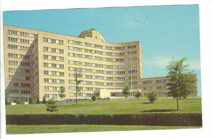 Veterans' Administration Hospital, Little Rock, Arkansas,  40-60s