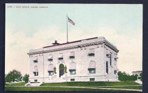 Post Office Salem Oregon unused c1910's