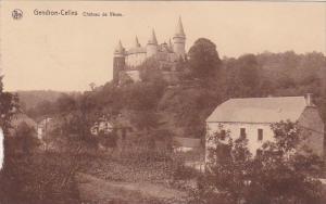 Belgium Gendron-Celles Chateau de Veves 1936