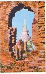 Thailand, PU-1972   Ayuthaya