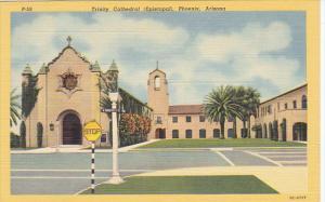 Trinity Cathedral Episcopal Phoenix Arizona Curteich