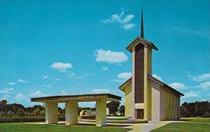 Place Of Meditation Eisenhower Center Abilene Kansas